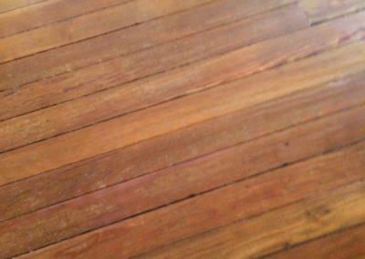 Floor Refinished